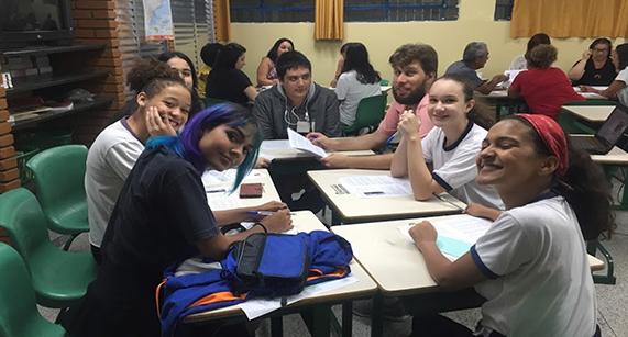IPF realiza formação para representantes de familiares e alunos dos Conselhos de Escola e do CRECE