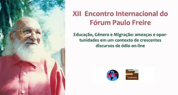 Próximo Fórum Paulo Freire será em Paris: veja orientações para apresentação de trabalhos
